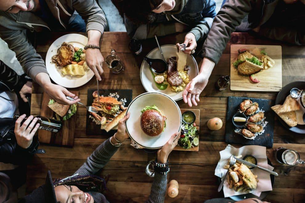 Jedzenie W Wielkim Miescie Zdrowe Zdrowie