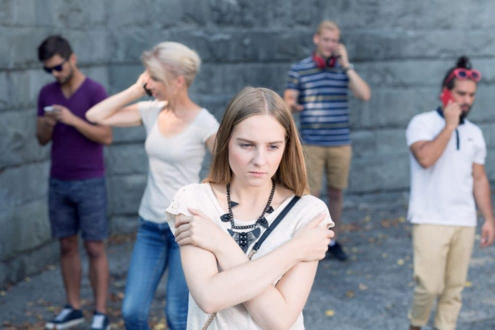 Randki z fobią społeczną