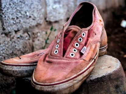 jak czyścić buty